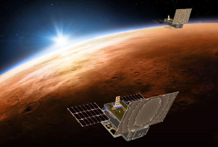 Спутник Марса