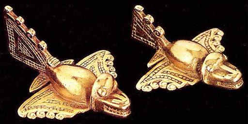 Золотой самолет инков