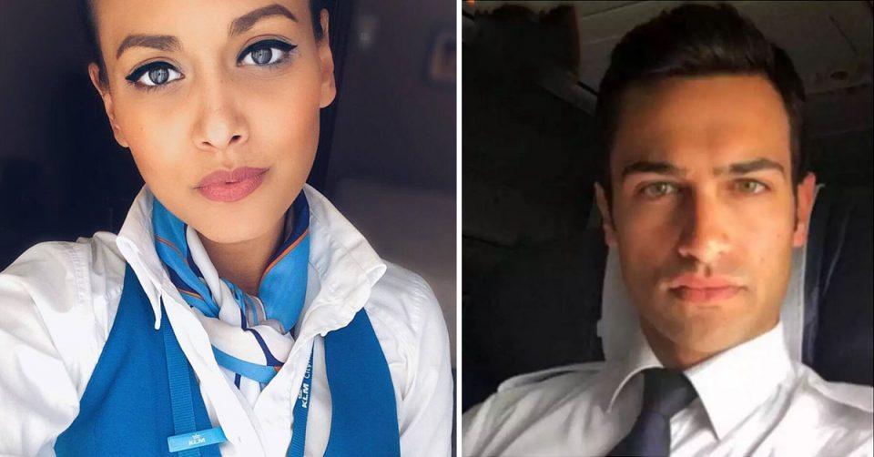 Красивые стюардессы