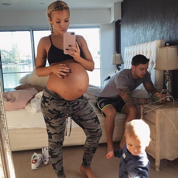 Тэмми Хэмброу беременна