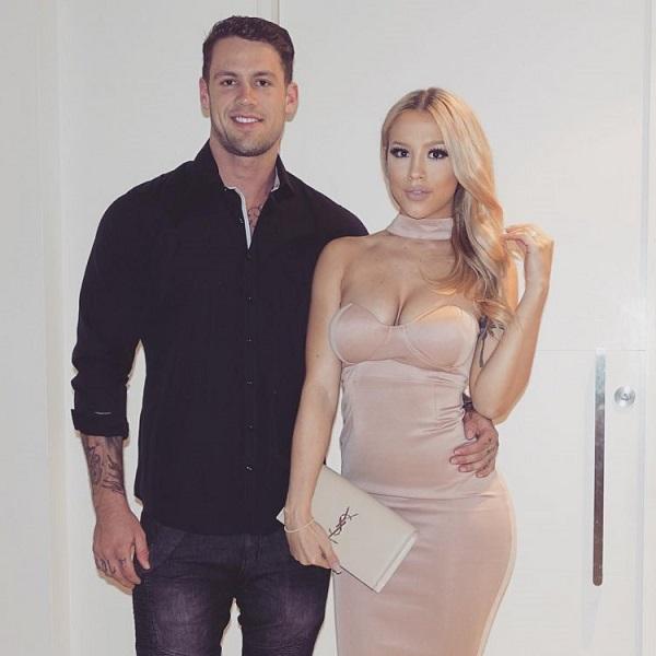 Тэмми Хэмброу с мужем