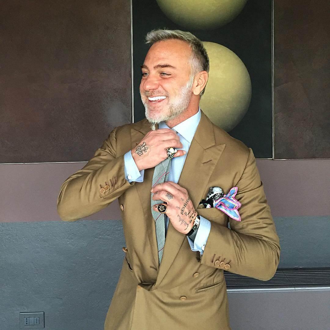 Джанлука Вакки танцующий миллионер
