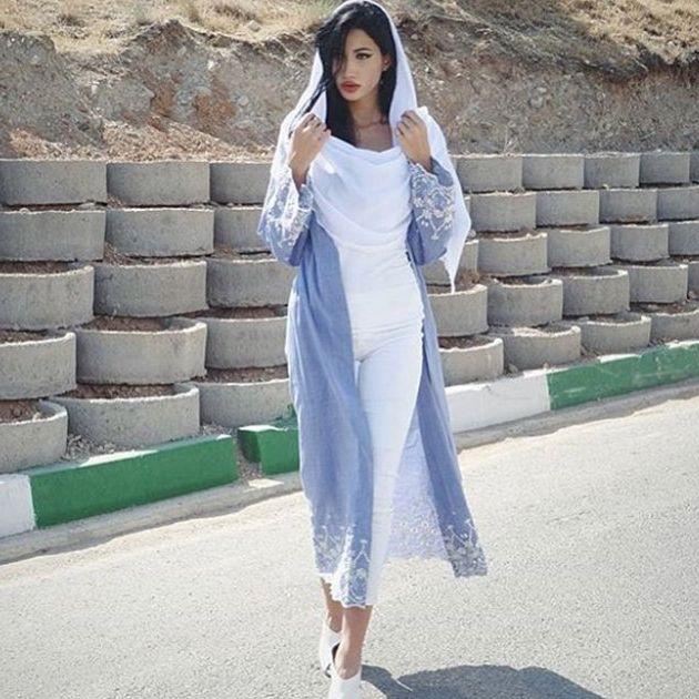 Стильный хиджаб