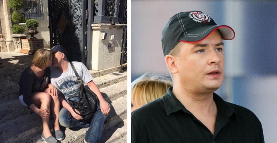 С кем встречается Андрей Данилко